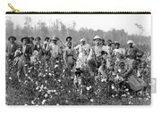 Cotton Planter & Pickers, C1908 Carry-all Pouch