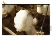 Cotton Sepia2 Carry-all Pouch