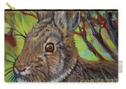Cotton Tail Rabbit Carry-all Pouch