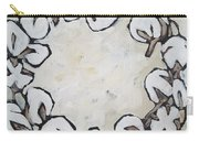 Cotton Wreath Carry-all Pouch