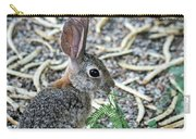 Cottontail Rabbit 4320-080917-1 Carry-all Pouch