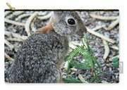 Cottontail Rabbit 4320-080917-2cr Carry-all Pouch