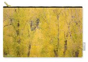 Cottonwood Autumn Colors Carry-all Pouch