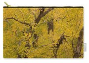 Cottonwood Fall Foliage Colors Carry-all Pouch