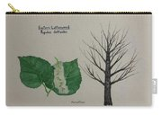 Cottonwood Tree Id Carry-all Pouch