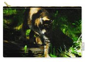 Cougar Eyes Carry-all Pouch