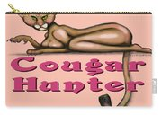 Cougar Hunter Carry-all Pouch