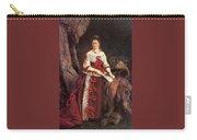 Countess Vera Zubova Konstantin Makovsky Carry-all Pouch