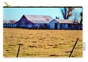 Country Barn And Shed Carry-all Pouch