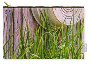 Country Bath Tub Carry-all Pouch by Carolyn Marshall