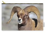 Country Boy Ram Carry-all Pouch