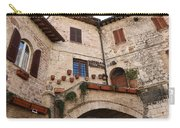 Country Charm Assisi Italy Carry-all Pouch