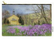 Country Charm School Carry-all Pouch by Lori Deiter