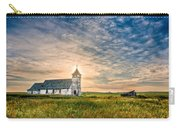 Country Church Sunrise Carry-all Pouch