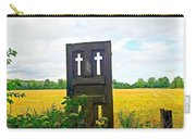 Country Crosses Carry-all Pouch