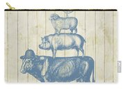 Country Farm Friends Carry-all Pouch