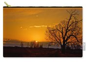 Country Golden Sunrise Carry-all Pouch