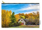 Country Living 2 - Paint Carry-all Pouch