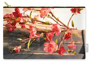 Country Quince Carry-all Pouch