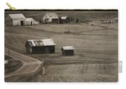 Country Road Holmes County Ohio Carry-all Pouch