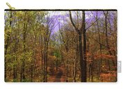 Country Road In Autumn Carry-all Pouch