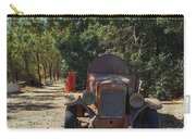 Country Road In California  Carry-all Pouch