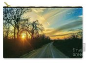 Country Road Please Take Me Home Carry-all Pouch