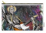 Country Rock Guitar Carry-all Pouch
