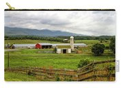 Country Scenic In West Virginia Carry-all Pouch