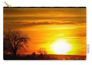Country Sunrise 1-27-11 Carry-all Pouch