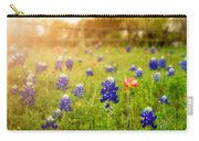 Country Wildflowers Carry-all Pouch