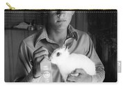 County Fair: Rabbit Show Carry-all Pouch