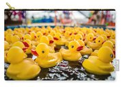 County Fair Rubber Duckies Carry-all Pouch