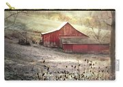 County Farm In Fall Carry-all Pouch