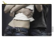 Couple In Jeans Carry-all Pouch