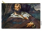Courbet: Self-portrait Carry-all Pouch