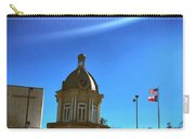 Courthouse And Flags Carry-all Pouch