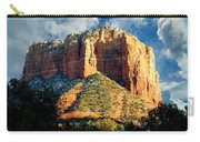 Courthouse Butte - Sedona Arizona Carry-all Pouch