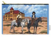 Courthouse Cowboys Carry-all Pouch