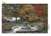 Courthouse Square In Rockville Maryland Carry-all Pouch