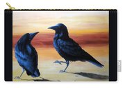 Courting Crows Carry-all Pouch