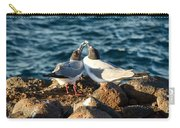 Courtship Conversation Carry-all Pouch