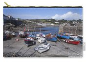 Coverack Harbour Cornwall Carry-all Pouch