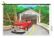 Covered Bridge Lincoln Carry-all Pouch