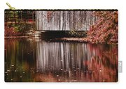 Covered Bridge Reflection Carry-all Pouch