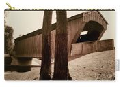 Covered Bridge Southern Indiana Carry-all Pouch