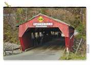 Covered Bridge Vermont Carry-all Pouch