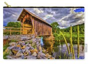 Covered Bridge, Vt Carry-all Pouch