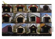 Covered Bridges Of Bucks County Carry-all Pouch
