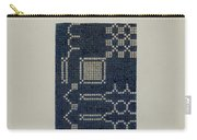 Coverlet (section Of) Carry-all Pouch